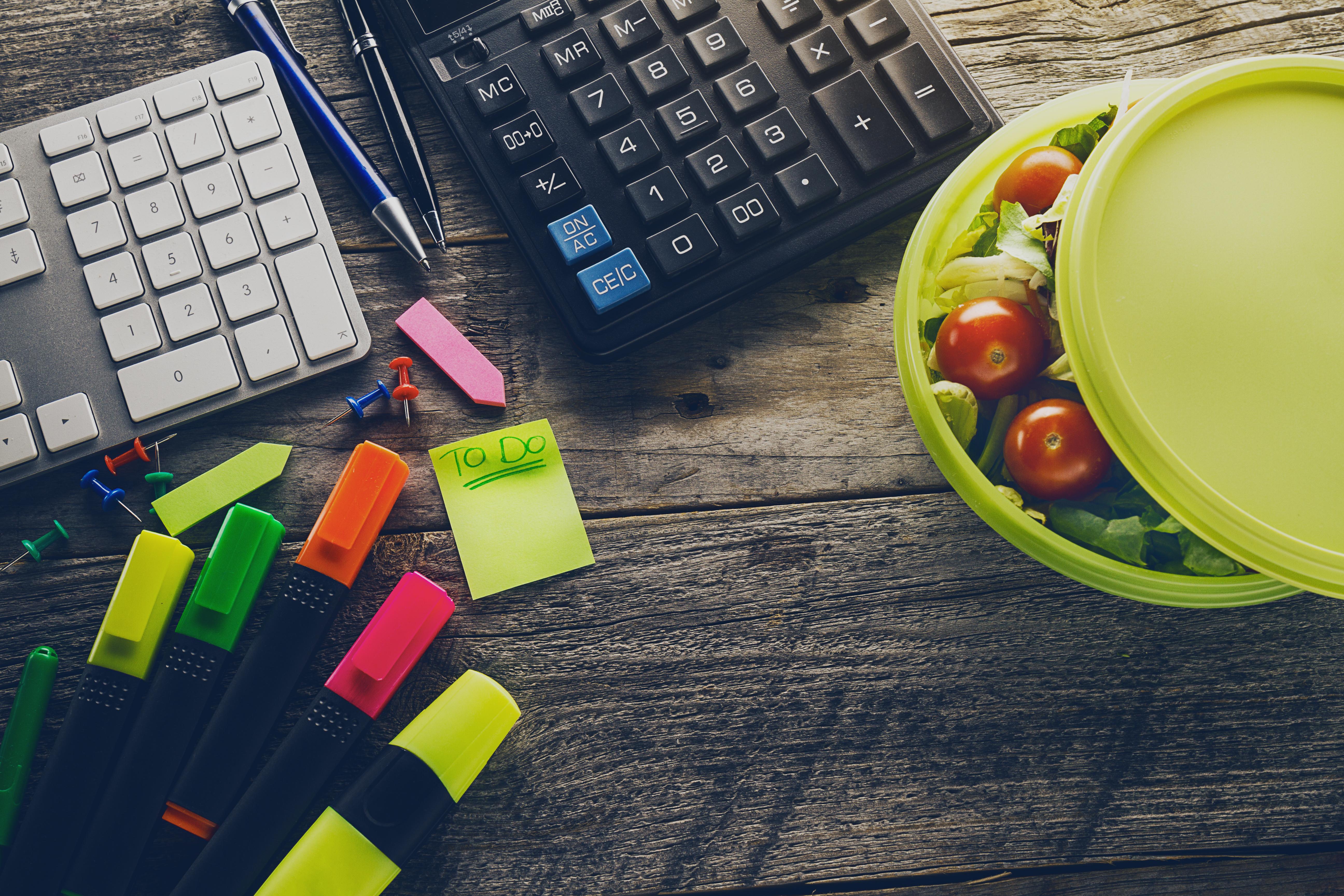 Alimentation & Santé au travail : de quoi tenir bon !