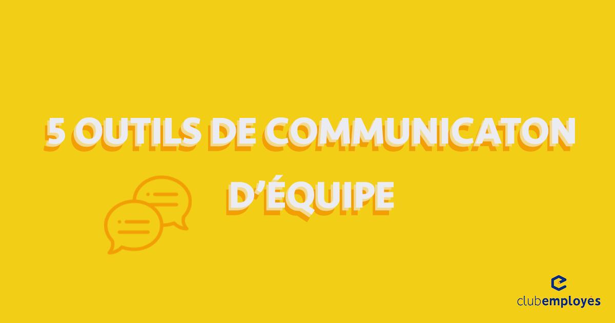 Télétravail : les 5 meilleurs outils de communication d'équipe 👨🏽💻